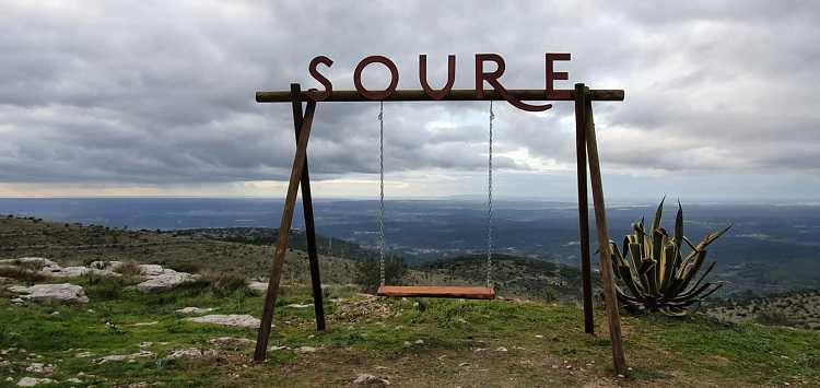 Jornal Campeão: Município de Soure coloca baloiço na zona serrana