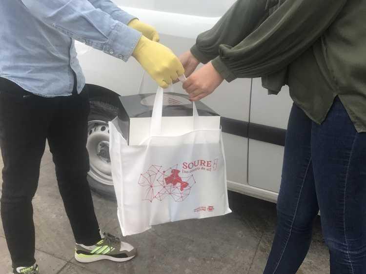 Jornal Campeão: Município de Soure distribui cabazes solidários