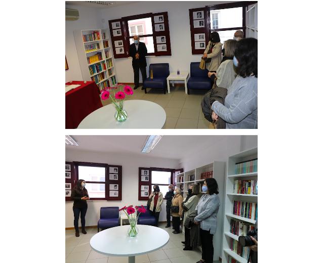 Jornal Campeão: CCI da Cáritas de Coimbra celebrou 19.º aniversário com abertura de biblioteca