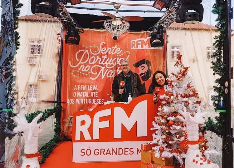 Jornal Campeão: RFM terá emissão especial de Natal em Anadia