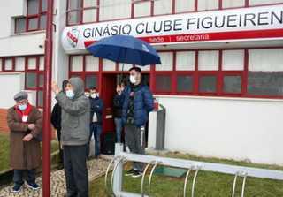 Jornal Campeão: Ginásio Clube Figueirense assinalou 126.º aniversário