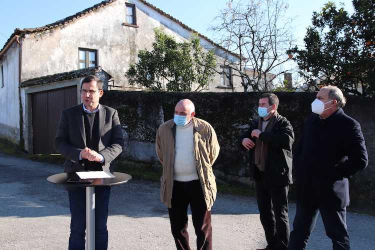 Jornal Campeão: Reabilitação do troço Arganil-Folques e pavimentação de ruas em Cerdeira vão começar