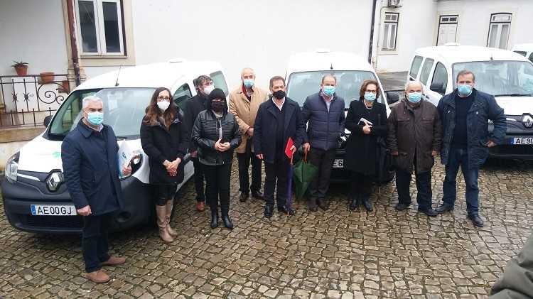 Jornal Campeão: CIM da Região de Coimbra apetrecha os 19 municípios com unidades móveis de saúde