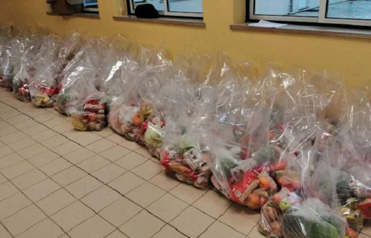 Jornal Campeão: Câmara da Lousã distribui apoio alimentar aos alunos dos escalões A e B