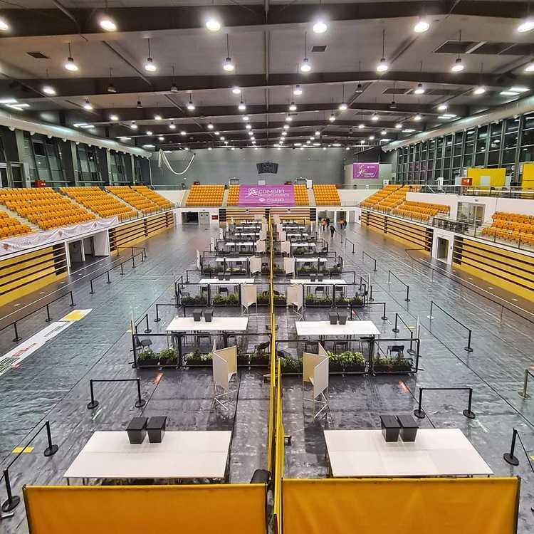 Jornal Campeão: Eleitores da freguesia dos Olivais dividem-se entre a Avelar Brotero e o Mário Mexia