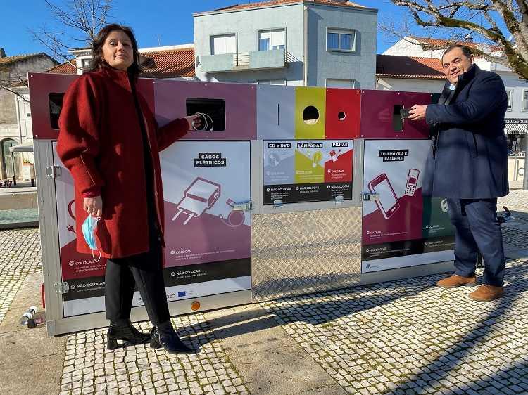 Jornal Campeão: Condeixa tem novo ecoponto móvel para recolha de resíduos perigosos