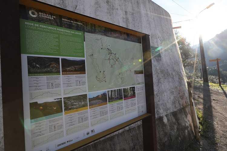 Jornal Campeão: Câmara da Lousã investe na conservação e manutenção de Percursos Pedestres