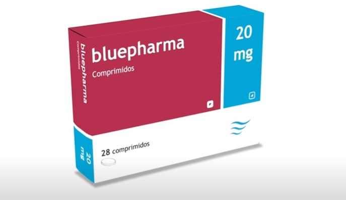 Jornal Campeão: Bluepharma lança primeira embalagem do mundo com código para daltónicos