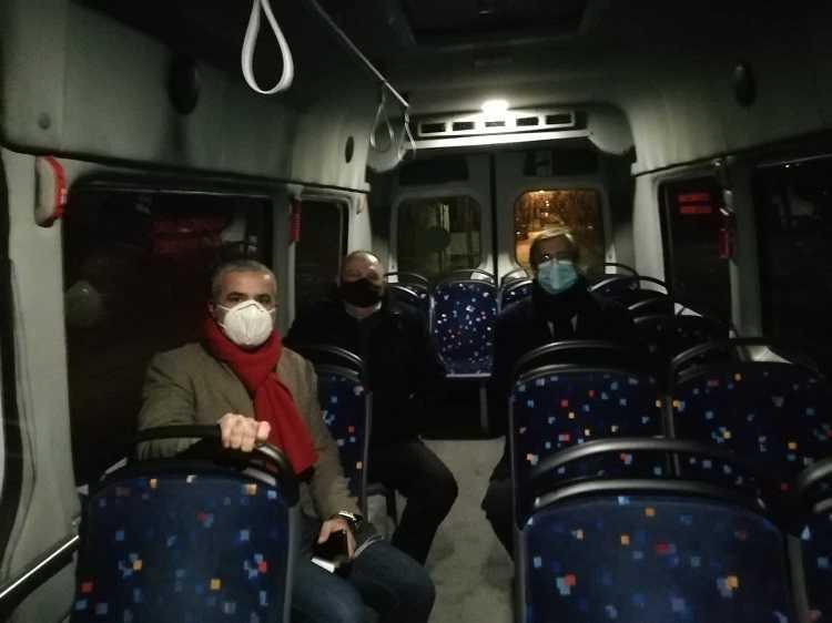 Jornal Campeão: Coimbra: Ano Novo leva autocarro dos SMTUC até Orelhudo