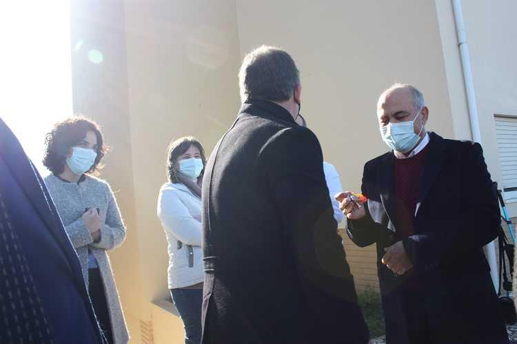 Jornal Campeão: Câmara e Empresa Municipal entregam residência a Hospital da Figueira da Foz