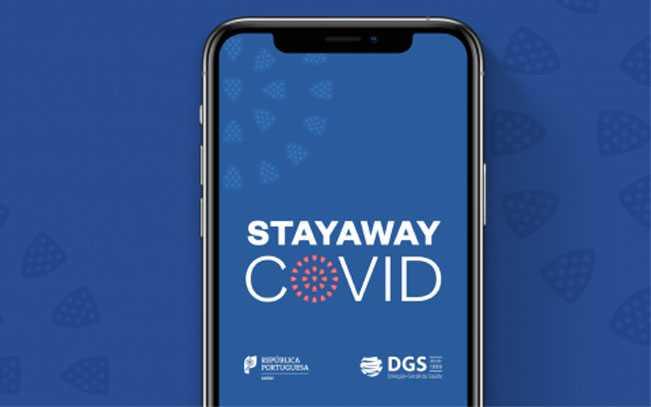 Jornal Campeão: 'Stayaway covid' gerou mais de 12 000 códigos num total de 500 000 novas infecções