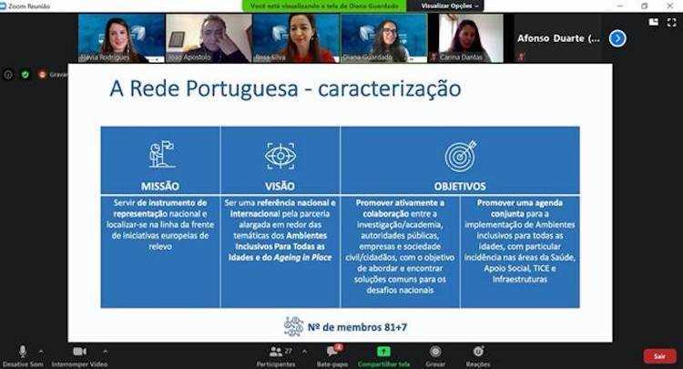 """Jornal Campeão: """"Rede Ambientes Saudáveis"""" da Cáritas de Coimbra delineou objectivos para 2021"""