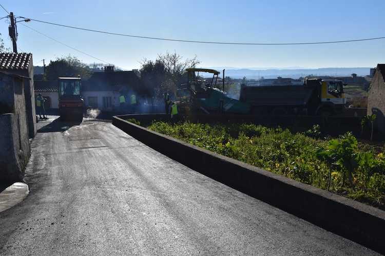 Jornal Campeão: Montemor-o-Velho: Vias foram melhoradas na freguesia de Meãs do Campo