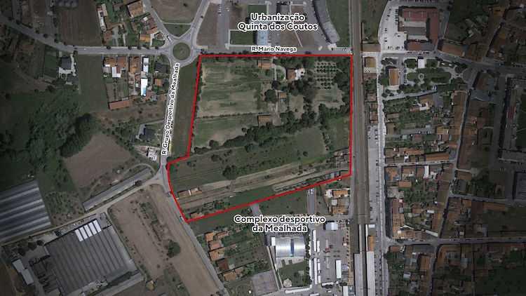 Jornal Campeão: Plano de Pormenor da Quinta do Murtal na Mealhada abre participação pública