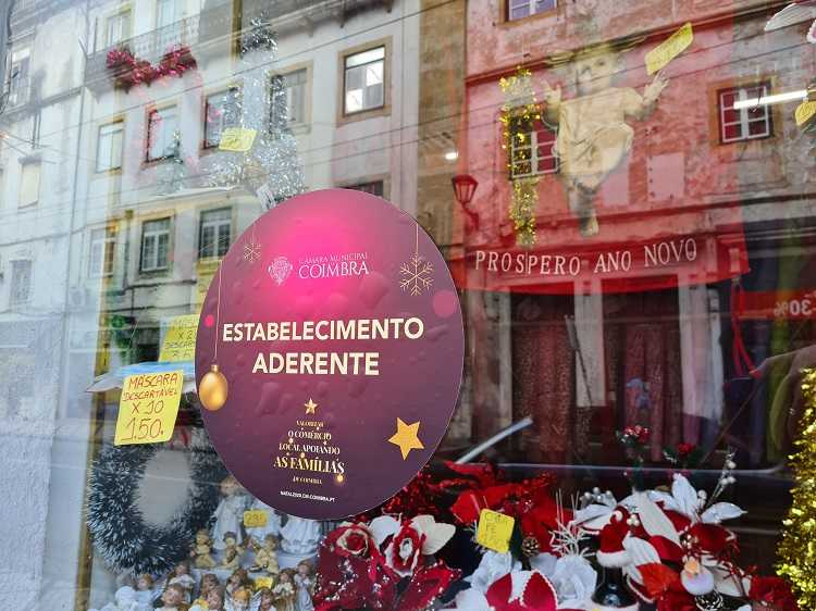 Jornal Campeão: Câmara de Coimbra prolonga prazos de vales de apoio às famílias e comércio local