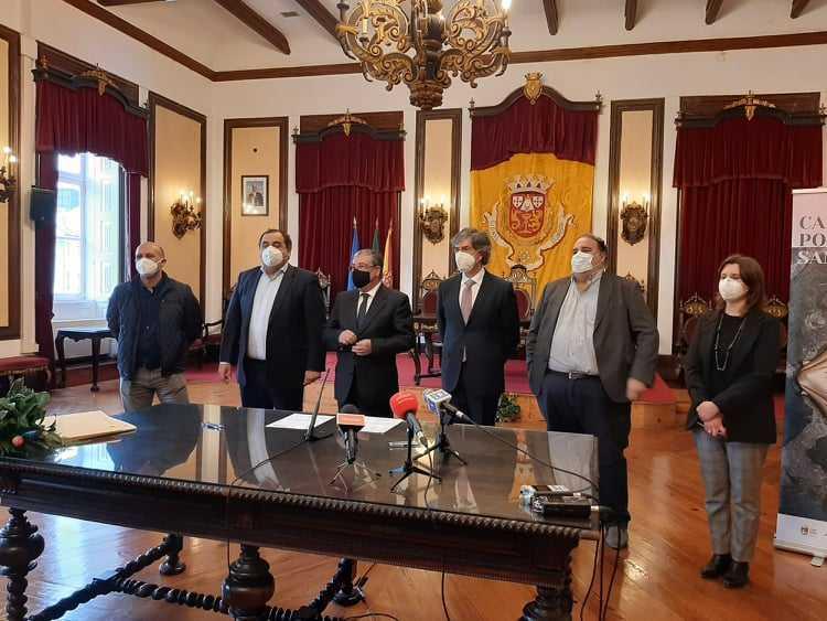 Jornal Campeão: Coimbra, Condeixa e Anadia assinam acordo para certificação do Caminho de Santiago