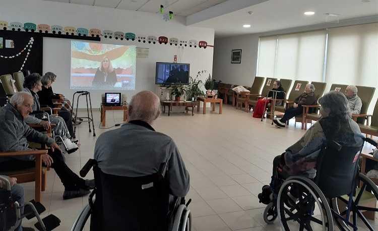 Jornal Campeão: Biblioteca Municipal de Penacova dinamizou hora do conto à distância