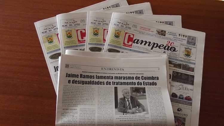 Jornal Campeão: Jaime Ramos não desarma e insiste nas suas razões