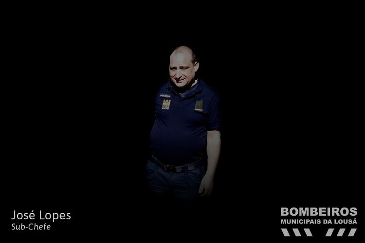 Jornal Campeão: Bombeiros Municipais da Lousã de luto com o falecimento do sub-chefe José Lopes