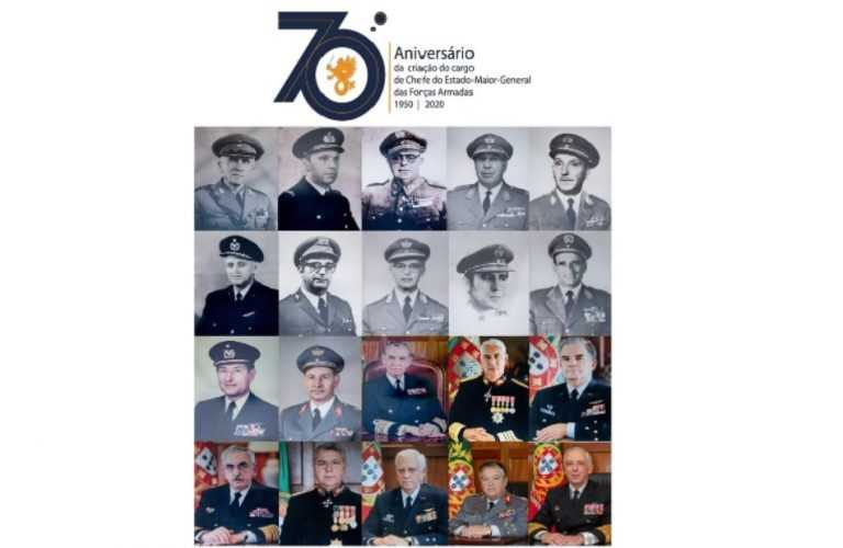 Jornal Campeão: Cargo de Chefe do Estado Maior General das Forças Armadas comemora 70 anos