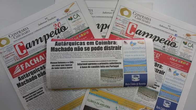 Jornal Campeão: Autárquicas em Coimbra: Machado não se pode distrair