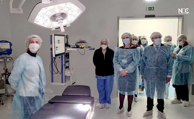 Jornal Campeão: Ministra da Saúde inaugurou obras do IPO de Coimbra no Dia Mundial do Cancro