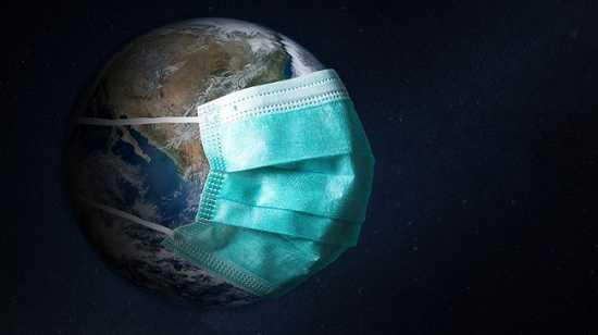 Mundo e pandemia