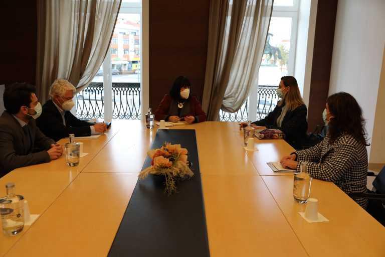 Jornal Campeão: Município de Cantanhede está disponível para reforçar cooperação com a AEC