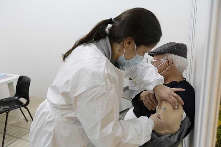 Jornal Campeão: Segunda fase de vacinação contra a covid-19 começou ontem na Lousã