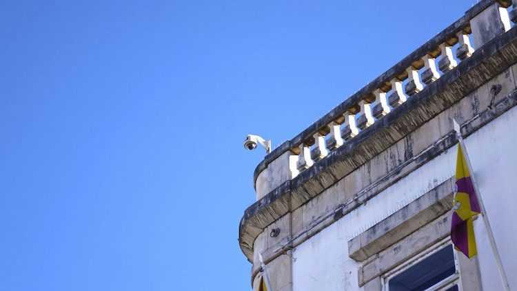 Jornal Campeão: Videovigilância de Coimbra em fase final de testes