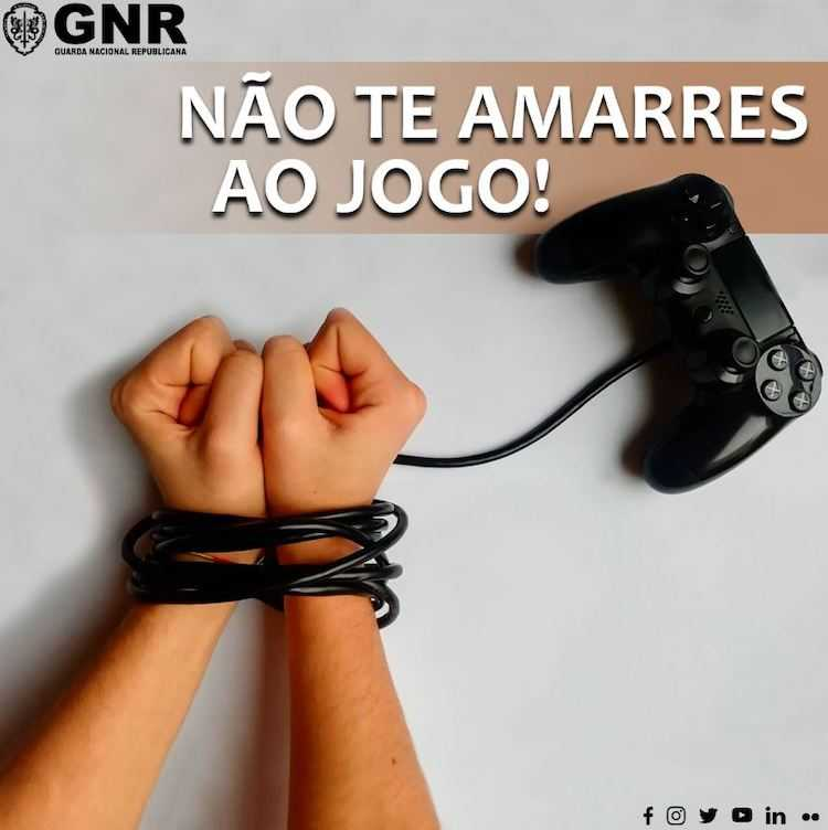 Jornal Campeão: GNR sensibiliza internautas em Dia da Internet Mais Segura