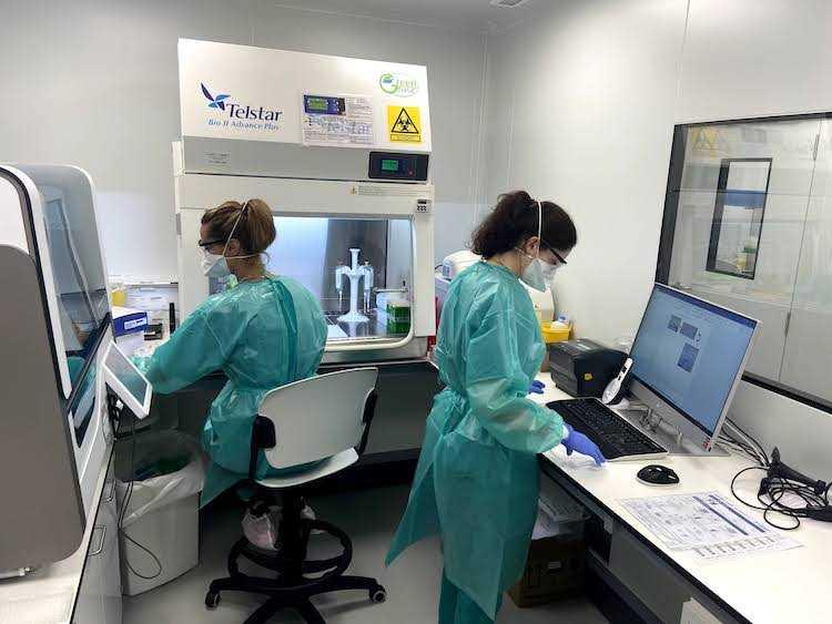 Jornal Campeão: Núcleo Regional do Centro da LPCC dá apoio de 40 000 euros ao sector de Virologia