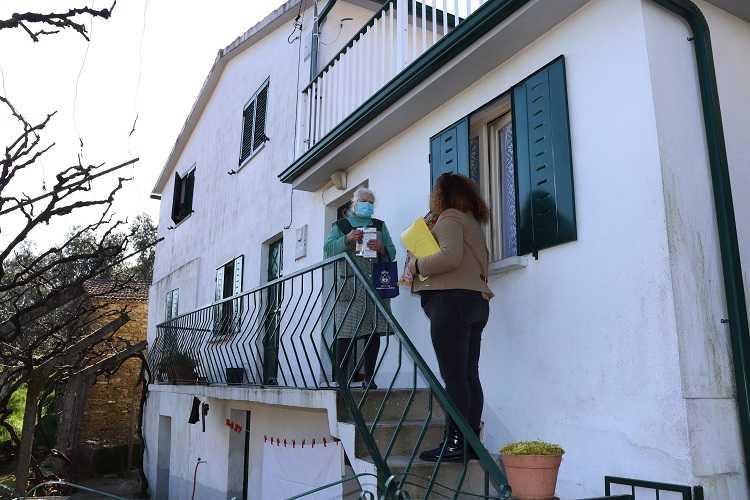 Jornal Campeão: Projecto CLDS colaborou com Junta de Dornelas do Zêzere em acção de sensibilização