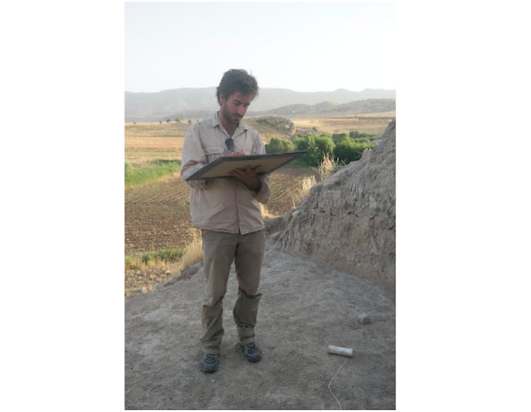 Jornal Campeão: Investigador da UC ganha bolsa americana para estudar período helenístico na Síria