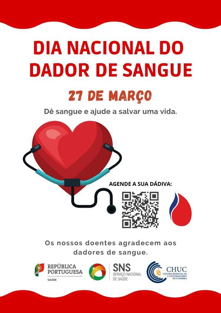Jornal Campeão: CHUC assinala Dia Mundial com agradecimento aos dadores de sangue