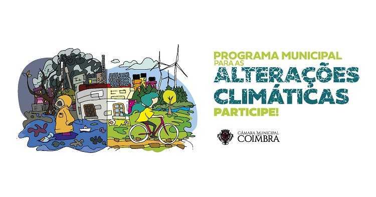 Jornal Campeão: Coimbra Programa Municipal para as Alterações Climáticas está em consulta pública