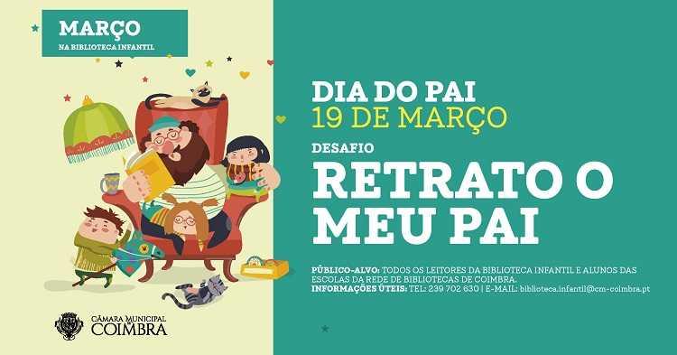 Jornal Campeão: Coimbra com actividades para os dias do Pai, da Primavera e da Poesia
