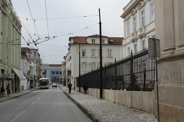 Jornal Campeão: Coimbra: Obras nas ruas Manuel Rodrigues e Rosa Falcão condicionam trânsito