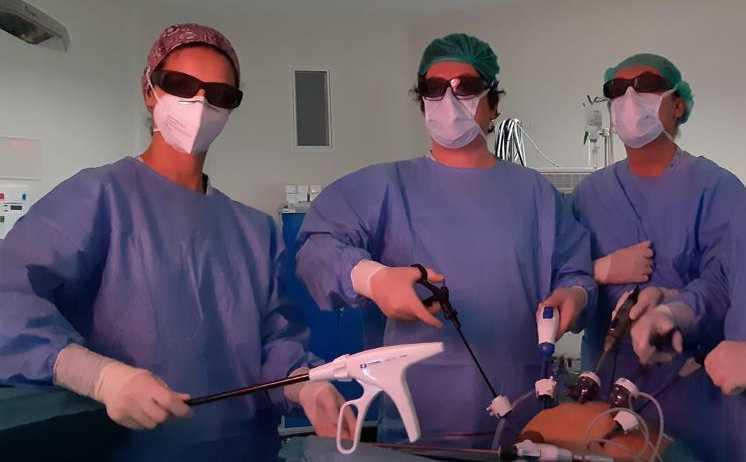 Jornal Campeão: CUF Coimbra com técnica inovadora para o tratamento do cancro da próstata