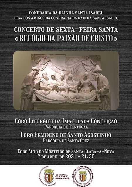 Jornal Campeão: Confraria da Rainha Santa Isabel com concerto na Sexta-Feira Santa