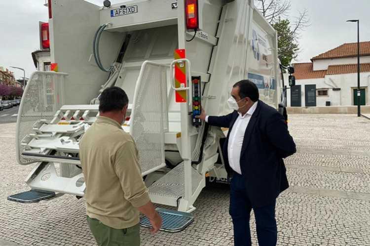 Jornal Campeão: Condeixa-a-Nova recebeu viatura de recolha de biorresíduos
