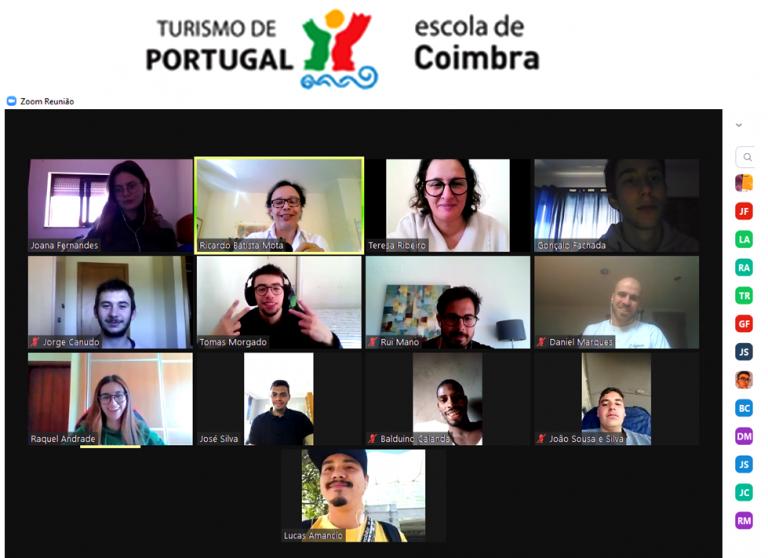 Jornal Campeão: Escola de Hotelaria de Coimbra com nova turma de Gestão e Produção de Cozinha