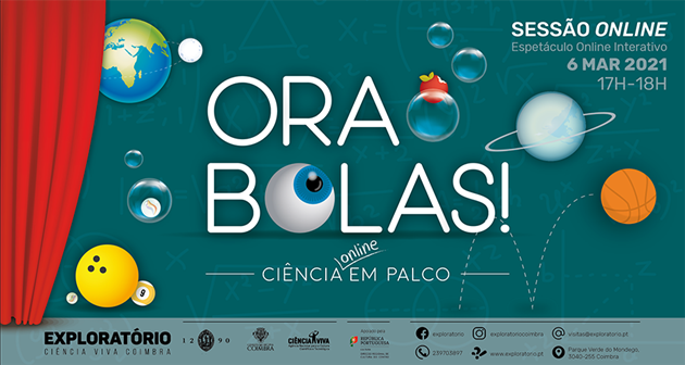 Jornal Campeão: Exploratório – Centro Ciência Viva de Coimbra aposta na actividade online