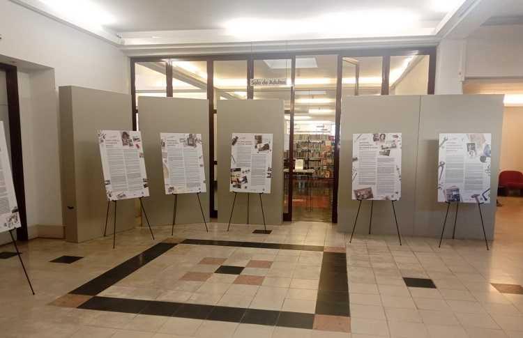 Jornal Campeão: Biblioteca Municipal de Cantanhede reabre com exposição sobre doença e hospital