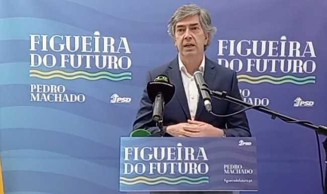 Jornal Campeão: Candidato do PSD à Câmara da Figueira da Foz defende relocalização do porto de carga