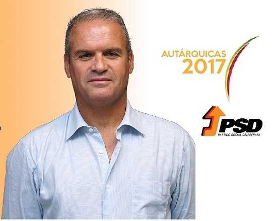 Jornal Campeão: Vereador Rui Sampaio é o candidato do PSD à Câmara de Góis