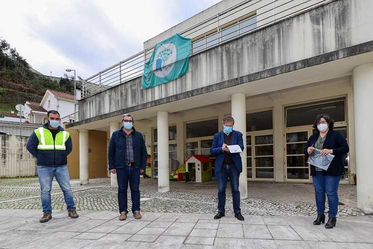 Jornal Campeão: Jardim de Infância de Miranda do Corvo vai ser requalificado
