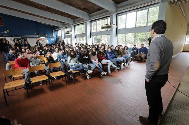 """Jornal Campeão: Lousã vence campanha de reciclagem """"Toneladas de ajuda"""" a nível regional"""
