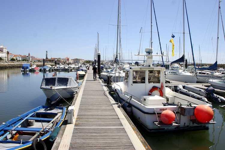 Jornal Campeão: Figueira da Foz: Centro Náutico interessado em explorar Marina da cidade