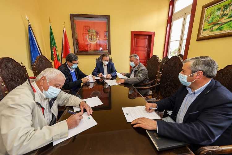 Jornal Campeão: Miranda do Corvo apoia obras das Juntas de Freguesia com mais de 356 000 euros
